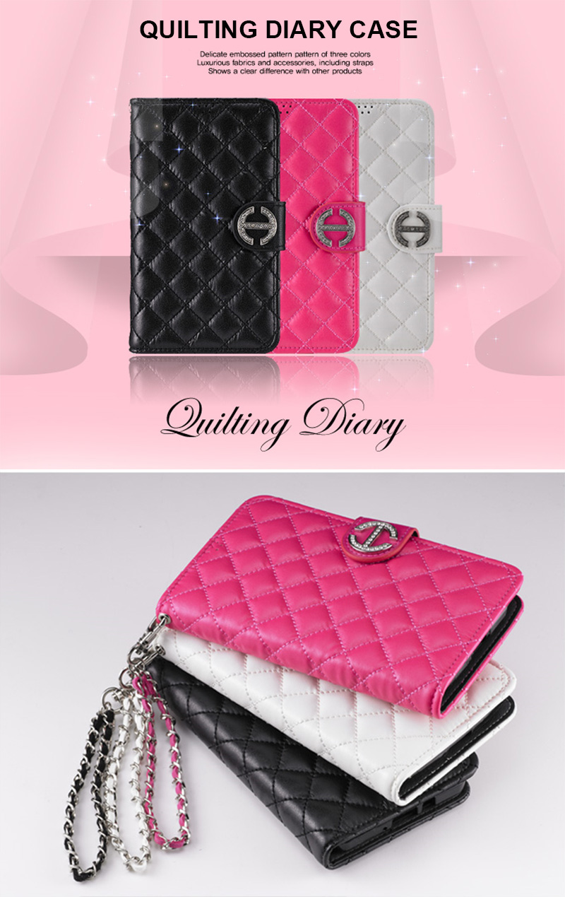 QUILTING DIARY CASE